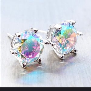 Jewelry - Rainbow Topaz Earrings